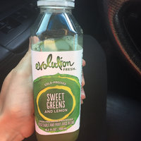 Evolution Fresh™ Sweet Greens and Lemon Vegetable and Fruit Juice Blend uploaded by Cadeal L.
