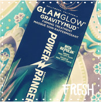 GLAMGLOW GRAVITYMUD Firming Treatment Power Rangers Rita Repulsa - Green Peel-Off Mask uploaded by Sarah A.