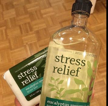 Bath Body Works Bath and Body Works Aromatherapy Eucalyptus Spearmint Stress Relief Pillow Mist 5.3 oz uploaded by H Y.