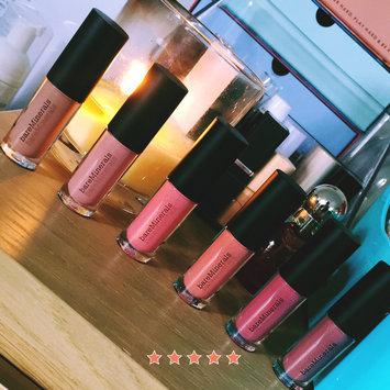 Photo of bareMinerals GEN NUDE™ Buttercream Lip Gloss uploaded by Nina L.