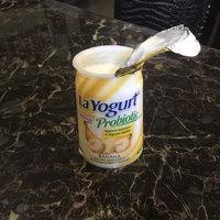 La Yogurt® Light Probiotic Banana Cream Blended Nonfat Yogurt 6 oz Cup uploaded by Melissa T.