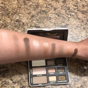 Too Faced Natural Eyes Shadow Collection uploaded by Allison R.