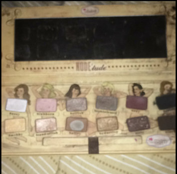 The Balm Nude'tude Palette uploaded by Hismarelys S.