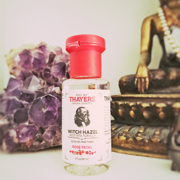 Thayers Alcohol-Free Rose Petal Witch Hazel Toner uploaded by Missy A.