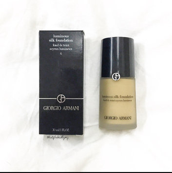 Giorgio Armani Luminous Silk Foundation uploaded by Mj D.