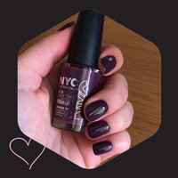 NYC Color Cosmetics NYC In a NY Color Minute Nail uploaded by Gemma D.