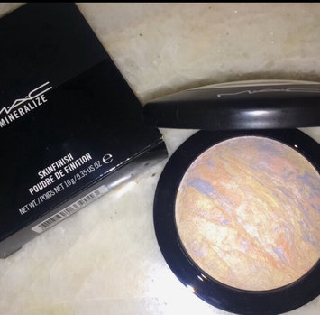 M.A.C MAC mineralize skinfinish LIGHTSCAPADE ~ Fall Colour Angel Flame uploaded by Mervat A.