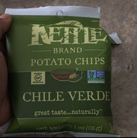 KETTLE BRAND® Potato Chips Chile Verde uploaded by A. L.