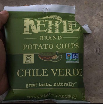 Photo of KETTLE BRAND®Potato Chips Chile Verde uploaded by A. L.