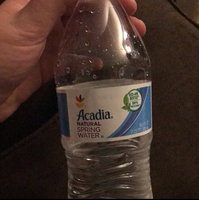 Acadia Spring Water with Fluoride uploaded by Emily I.