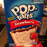 Kellogg's Pop-Tarts Frosted Strawberry uploaded by Monica J.
