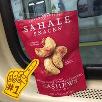 Sahale Snacks® Grab & Go Naturally Pomegranate Vanilla Flavored Cashews Glazed Mix uploaded by Sisto A.