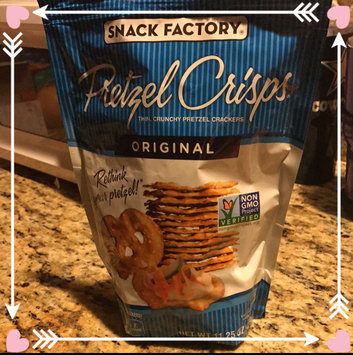 Pretzel Crisps® Original Pretzel Crackers 11.25 oz. Bag uploaded by Christina C.