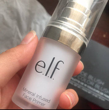 e.l.f. Cosmetics Mineral Infused Face Primer uploaded by Atefa m.