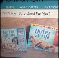 Kellogg's® Nutri-grain® Fruit & Oat Harvest Bars Blueberry Bliss uploaded by leanna b.