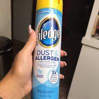 Pledge Dust & Allergen Furniture Spray uploaded by Glory M.