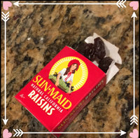 Sun-Maid Natural California Raisins Mini-Snacks uploaded by L E.