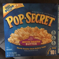 Pop-Secret Premium Popcorn Snack Bags - 10 CT uploaded by Macey M.