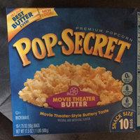 Pop-Secret Premium Popcorn Snack Bags - 10 CT uploaded by Macey M.