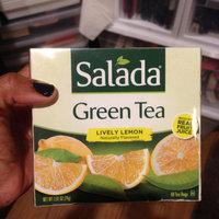 Salada All Natural 100% Green Tea Bags- 40 CT uploaded by Ellenyar B.