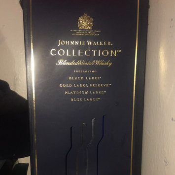 Photo of Johnnie Walker Blue Label Blended Scotch Whiskey uploaded by Khary O.