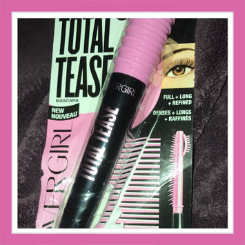 COVERGIRL Total Tease Full + Long + Refined Mascara uploaded by Jessica L.