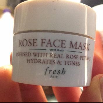 Fresh Rose Face Mask uploaded by Amanda M.