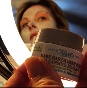 Photo of Kiehl's Rare Earth Deep Pore Cleansing Mask uploaded by Amanda M.
