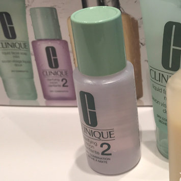 Photo of Clinique Clarifying Lotion 2 uploaded by Marjorie B.