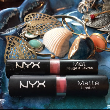 NYX Matte Lipstick uploaded by Lindsey S.