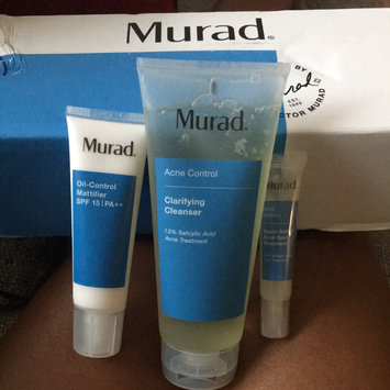 Photo uploaded to Murad Clarifying Cleanser by Nyshema G.
