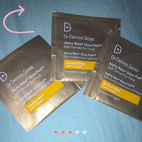 Dr. Dennis Gross Skincare Alpha Beta® Glow Pad Gradual Glow uploaded by Luis P.
