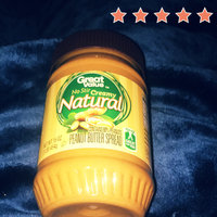 Great Value No Stir Creamy Natural Peanut Butter Spread, 16 oz uploaded by Chelsea D.