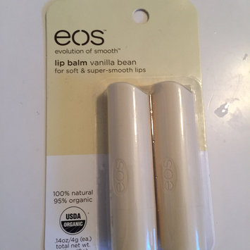 Photo of eos® Smooth Stick Organic Lip Balm uploaded by Christena A.