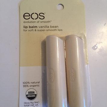 eos® Smooth Stick Organic Lip Balm uploaded by Christena A.