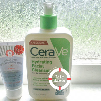 Photo of CeraVe Hydrating Cleanser - 16 oz. uploaded by Britt M.