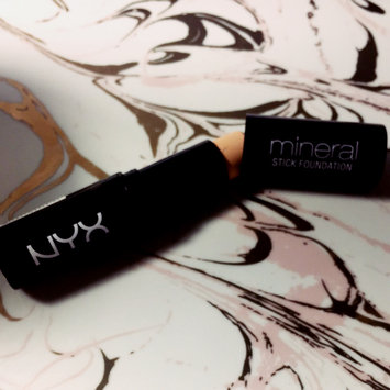 NYX Mineral Stick Foundation uploaded by Janelle J.