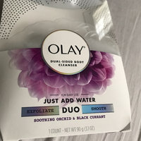 Olay Cleansing Buffer Duo Soothing Orchid & Black Currant uploaded by Karen S.