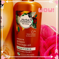 Herbal Essences Golden Moringa Oil Conditioner uploaded by Teresa C.