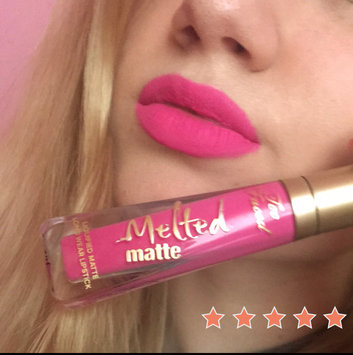 Too Faced Melted Matte Liquified Long Wear Matte Lipstick uploaded by Mara L.