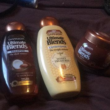 Photo of Garnier Whole Blends™ Honey Treasures Repairing Shampoo uploaded by Nicola V.