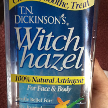 Photo of T.N. Dickinson's Witch Hazel Astringent uploaded by arii A.