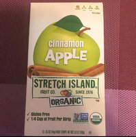 Stretch Island Organic Fruit Strips. 2-Pack, 24 strips total (Apple) uploaded by Kathleen F.