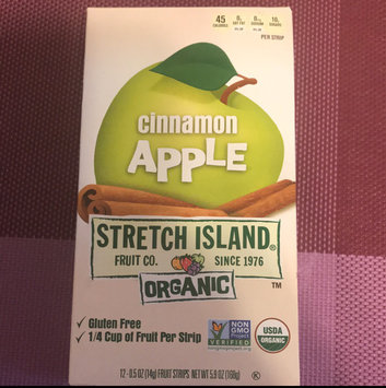 Photo of Stretch Island Organic Fruit Strips. 2-Pack, 24 strips total (Apple) uploaded by Kathleen F.