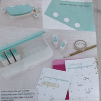 We R Planner Punch Board W/Standard Hole Punches 6/Pkg uploaded by Karen S.