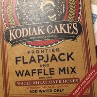 Baker Mills Kodiak Cakes Frontier Flapjack and Waffle Mix Whole Wheat, Oat & Honey uploaded by Karina R.