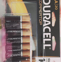 Duracell Coppertop Alkaline Batteries uploaded by Sml A.