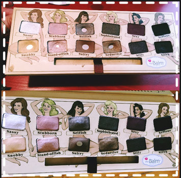The Balm Nude'tude Palette uploaded by Erla B.