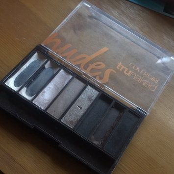 COVERGIRL TruNaked Eyeshadow Palettes uploaded by Taigen S.