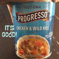 Progresso Traditional Chicken & Wild Rice Soup uploaded by Brittany M.